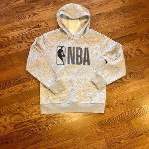 NBA Hoodie youth sz 14/16 Large